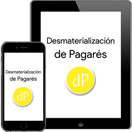 Desmaterialización de Pagarés